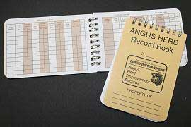 AHIR Pocket Record Book